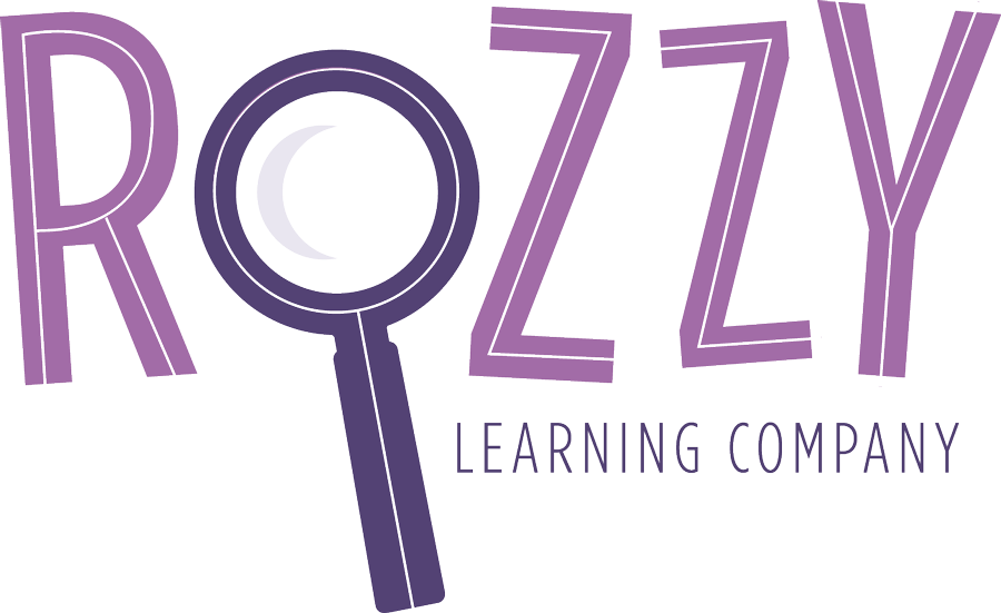 Rozzy Learning Company logo
