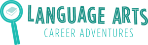 Language Arts Career Logo